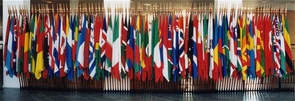 vlaggen van landen - flags of countries