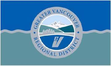 [Greater Vancouver Regional District flag]
