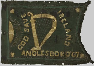 [Willie Condon's Fenian Flag of 1867]