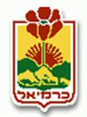 [Municipality of Karmiel (Israel)]