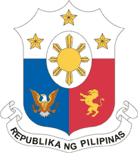[Coat of arms of Philippines]