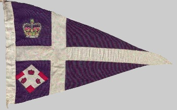 [Republic of Singapore Yacht Club Burgee]