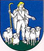 [Nevidzany coat of arms]