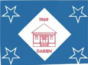 [Darien, Illinois flag]