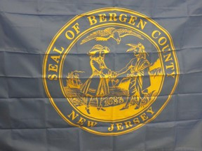 [Flag of Bergen County, New Jersey]