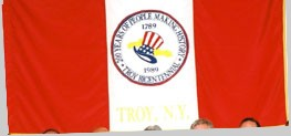 [Flag of Troy, New York]