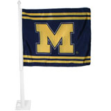[Flag of University of Michigan]