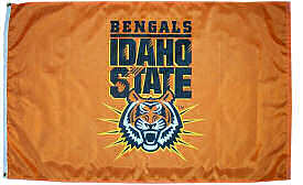[Team Flag of Idaho State University Bengals]