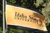 [Flag of Idaho State University]