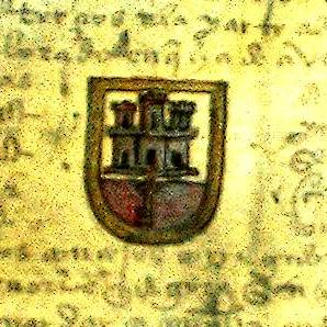 [Original Grant, Coat of Arms (Gibraltar)]